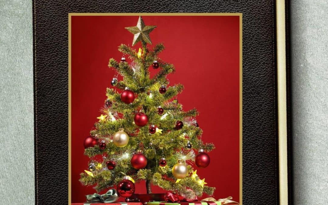 Impressum für Weihnachten